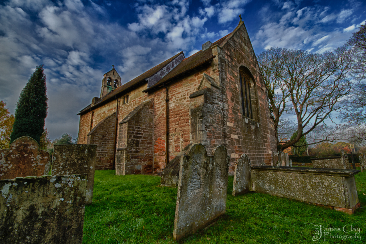 St Giles Edingley